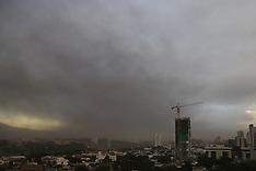 Costa Rica: Turrialba volcano erupts, 19 September 2016.