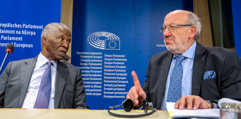 Press conference - The Illicit Financial Flows from Africa