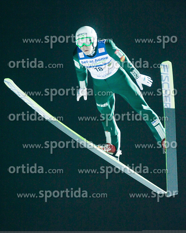 02.02.2011, Vogtland Arena, Klingenthal, GER, FIS Ski Jumping Worldcup, Team Tour, Klingenthal, im Bild ..Jurij Tepes, SLO // during the FIS Ski Jumping Worldcup, Team Tour in Klingenthal, Germany, EXPA Pictures © 2011, PhotoCredit: EXPA/ Jensen Images/ Ingo Jensen +++++ ATTENTION +++++ GERMANY OUT!