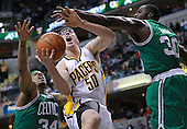 NBA - Indiana Pacers vs Boston Celtics - Indianapolis, IN