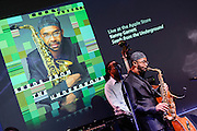 Photos of jazz saxophonist Kenny Garrett performing live at the Apple store SoHo, NYC. July 24, 2012. Copyright © 2012 Matthew Eisman. All Rights Reserved.