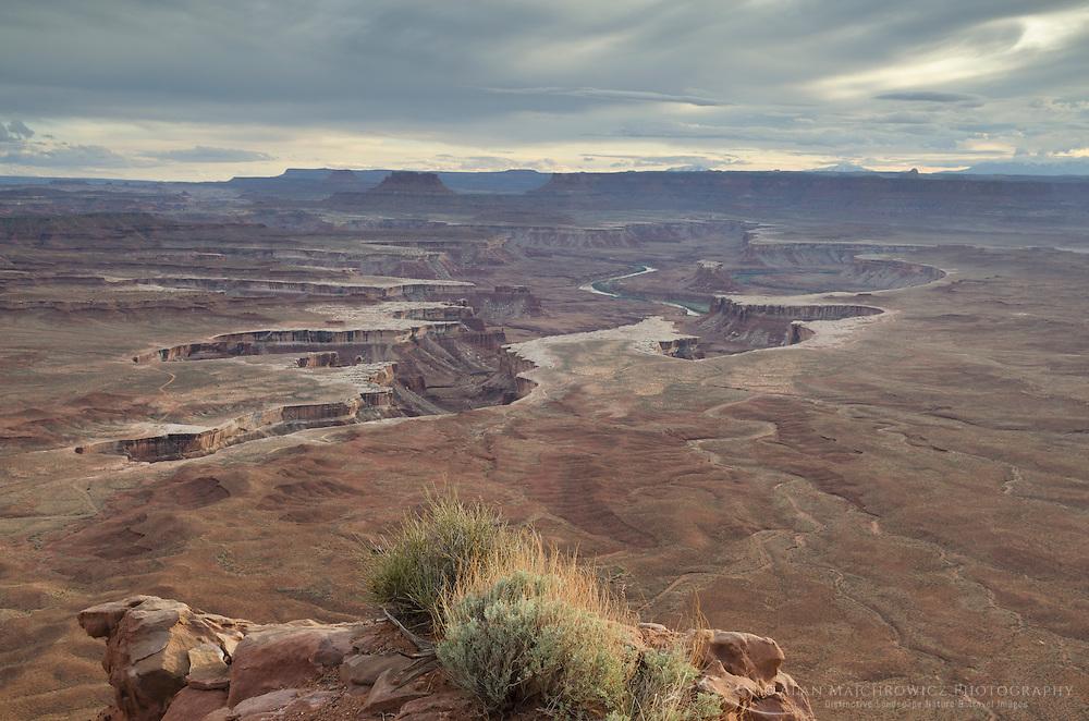 Green River Overlook, Canyonlands National Park, Utah