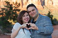 Sedona Portrait session