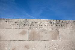 sailor's memorial in Philadelphia, PA
