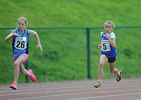 21 Aug 2016:  Boys U10 200m final. 2016 Community Games National Festival 2016.  Athlone Institute of Technology, Athlone, Co. Westmeath. Picture: Caroline Quinn