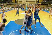 Trieste 8 Settembre 2012 Qualificazioni Europei 2013 Italia Bielorussia<br /> Foto Ciamillo<br /> Nella foto : danilo gallianari