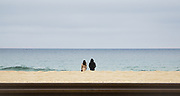 A couple watch the sea at Jeongdongjin beach in Gangneung, 168 km east of Seoul, South Korea. Photo by Lee Jae-Won (SOUTH KOREA) www.leejaewonpix.com