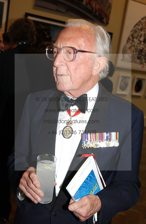 LORD CARRINGTON at the Royal Academy dinner before the official opening of the Summer Exhibition held at the Royal Academy of Art, Burlington House, Piccadilly, London W1 on 1st June 2005.<br /><br />NON EXCLUSIVE - WORLD RIGHTS