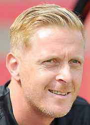 Birmingham City manager Garry Monk looks on - Mandatory by-line: Nizaam Jones/JMP - 21/07/2018 - FOOTBALL - Jonny-Rocks Stadium - Cheltenham, England - Cheltenham Town v Birmingham City - Pre-season friendly