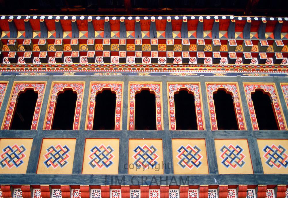 The King's Palace, Tashichhodzong, Bhutan