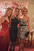 LILIJA SATNIKA; PENNY BEER; HOLLY DUNLOP, The Backstage Gala in aid of the Naked Heart Foundation. Coliseum theatre. London. 17 April 2015