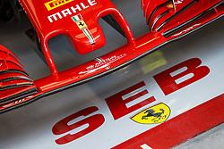 July 28, 2018 - Budapest, Hungary - Motorsports: FIA Formula One World Championship 2018, Grand Prix of Hungary, .#5 Sebastian Vettel (GER, Scuderia Ferrari) (Credit Image: © Hoch Zwei via ZUMA Wire)