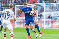v.l. Daniel Buballa, Grischa Proemel (KSC), Christopher Buchtmann<br /> Karlsruhe, 18.09.2016, Fussball, 2. Bundesliga, Karlsruher SC - FC St. Pauli 1:1<br /> Norway only