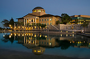 Founders Hall Soka University Aliso Viejo
