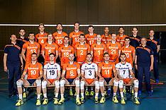 20170510 NED: Selectie Nederlands volleybal team mannen 2017, Arnhem