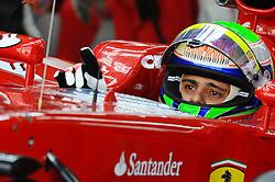 22.10.2010, Korea International Circuit, Yeongam, KOR, F1 Grandprix of Korea, im Bild ..Felipe Massa (BRA), Scuderia Ferrari, EXPA Pictures © 2010, PhotoCredit: EXPA/ InsideFoto/ Hasan Bratic *** ATTENTION *** FOR AUSTRIA AND SLOVENIA USE ONLY!