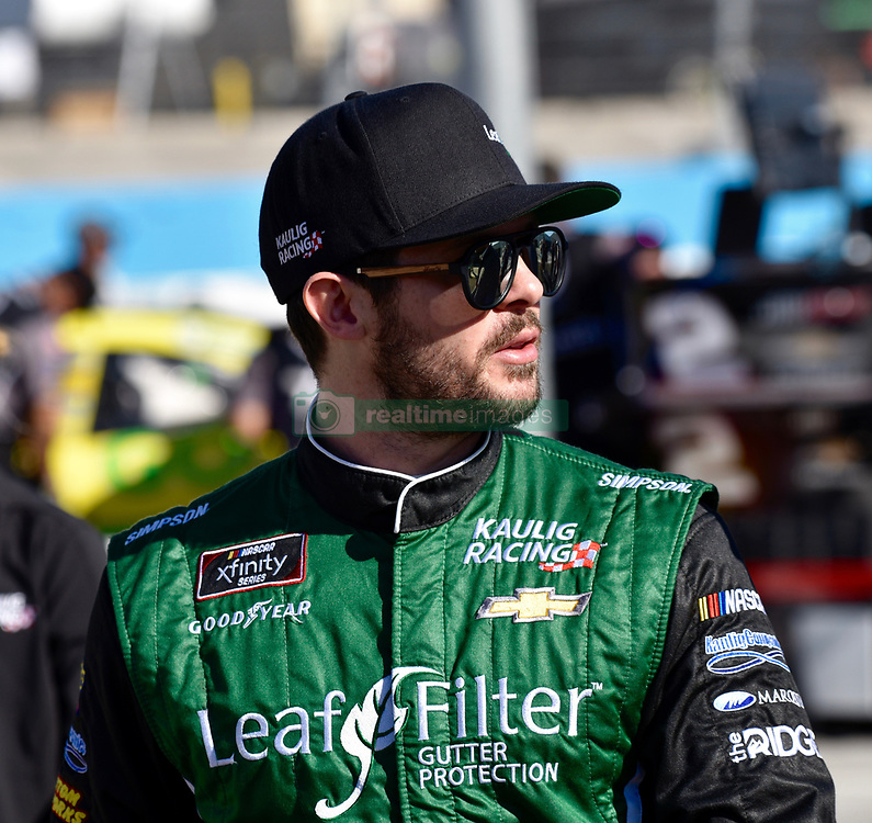 November 10, 2018 - Phoenix, Arizona, U.S. - PHOENIX, AZ - NOVEMBER 10:  Ryan Truex (11) LeafFilter Gutter Protection Chevrolet at the track for the NASCAR Xfinity Series Playoff Race - Whelen 200  on November 10, 2018 at ISM Raceway in Phoenix, AZ.  (Photo by Lyle Setter/Icon Sportswire) (Credit Image: © Lyle Setter/Icon SMI via ZUMA Press)