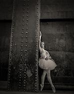 Olga Malinovskaya First Soloist at Ballet de l'Opéra de Nice formerly of Canada's Royal Winnipeg Ballet, Boston Ballet and The Bolshoi Ballet Academy photographed in Boston.