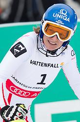 18.02.2011, Kandahar, Garmisch Partenkirchen, GER, FIS Alpin Ski WM 2011, GAP, Herren, Riesenslalom, im Bild Marlies Schild (AUT) // Marlies Schild (AUT) during men's Giant Slalom Fis Alpine Ski World Championships in Garmisch Partenkirchen, Germany on 18/2/2011. EXPA Pictures © 2011, PhotoCredit: EXPA/ J. Groder