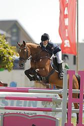 Carstensen, Beeke, Checker<br /> Fehmarn - Pferdefestival 2014<br /> Nationales Springen<br /> © www.sportfotos-lafrentz.de/ Stefan Lafrentz