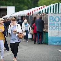 Borders Book Festival - Sunday