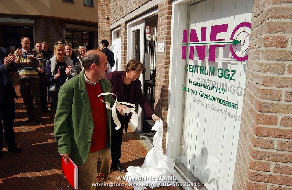 Infocentrum gezondheidszorg opening Spoorstraat 26c Hilversum