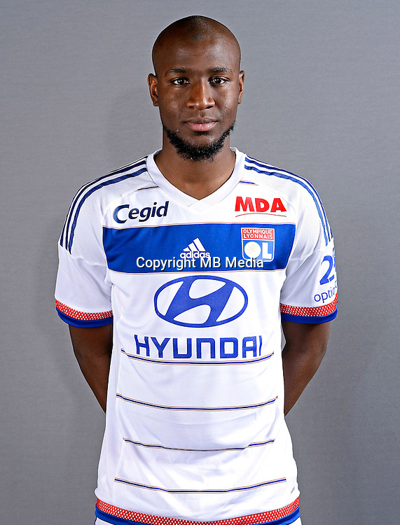 Gueida Fofana during the photocall of Lyon for new season of Ligue 1 on September 22nd 2016 in Lyon<br /> Photo : OL / Icon Sport
