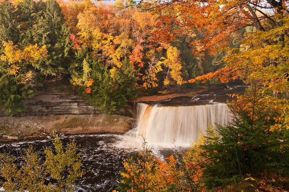Upper Tahquamenon Falls, Michigan's Upper Peninsula
