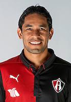 Mexico League - BBVA Bancomer MX 2014-2015 -<br /> Rojinegros - Club Atlas de Guadalajara Fc / Mexico - <br /> Sergio Amaury Ponce Villegas
