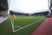 Tynecastle Stadium before the Ladbrokes Scottish Premiership match between Heart of Midlothian and Celtic at Tynecastle Stadium, Gorgie, Scotland on 17 December 2017. Photo by Craig Doyle.
