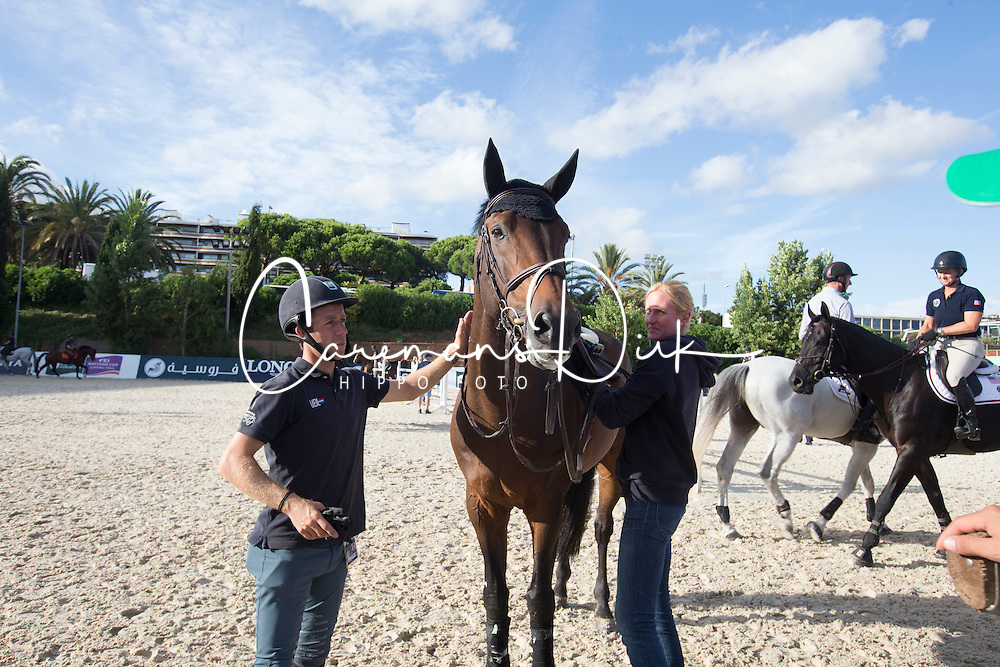 Van Der Vleuten Maikel, (NED), VDL Groep Verdi<br /> Furusiyya FEI Nations Cup Jumping Final - Barcelona 2015<br /> &copy; Dirk Caremans<br /> 23/09/15