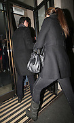 01.MARCH.2014. LONDON<br /> <br /> CODE - MAG<br /> <br /> GEMMA COLLINS ON/OFF BOYFRIEND RAMI HAWASH SEEN LEAVING NOVIKOV RESTAURANT IN MAYFAIR LONDON WITH HIS NEW GIRLFRIEND TRIED TO HIDE AS SHE LEFT THE RESTAURANT WITH RAMI, THEY EVENTUALLY ARRIVED AT THEIR LONDON HOTEL WHERE THEY STAYED<br /> <br /> BYLINE: EDBIMAGEARCHIVE.CO.UK<br /> <br /> *THIS IMAGE IS STRICTLY FOR UK NEWSPAPERS AND MAGAZINES ONLY*<br /> *FOR WORLD WIDE SALES AND WEB USE PLEASE CONTACT EDBIMAGEARCHIVE - 0208 954 5968*