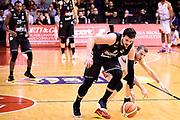 Gentile Alessandro<br /> Grissin Bon Pallacanestro Reggio Emilia - Segafredo Virtus Bologna<br /> Lega Basket Serie A 2017/2018<br /> Reggio Emilia, 09/05/2018<br /> Foto A.Giberti / Ciamillo - Castoria