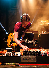 Lawson in concert, Birmingham