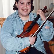 Marina Meerson Kuinder 18 finaliste Pr. Irene concours 2000