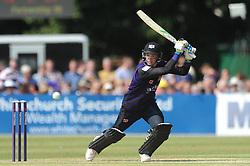 Peter Handscomb of Gloucestershire - Photo mandatory by-line: Dougie Allward/JMP - Mobile: 07966 386802 - 12/07/2015 - SPORT - Cricket - Cheltenham - Cheltenham College - Natwest Blast T20