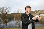 - Dundee striker Greg Stewart is the SPFL player of the month for January 2015<br /> <br />  - &copy; David Young - www.davidyoungphoto.co.uk - email: davidyoungphoto@gmail.com