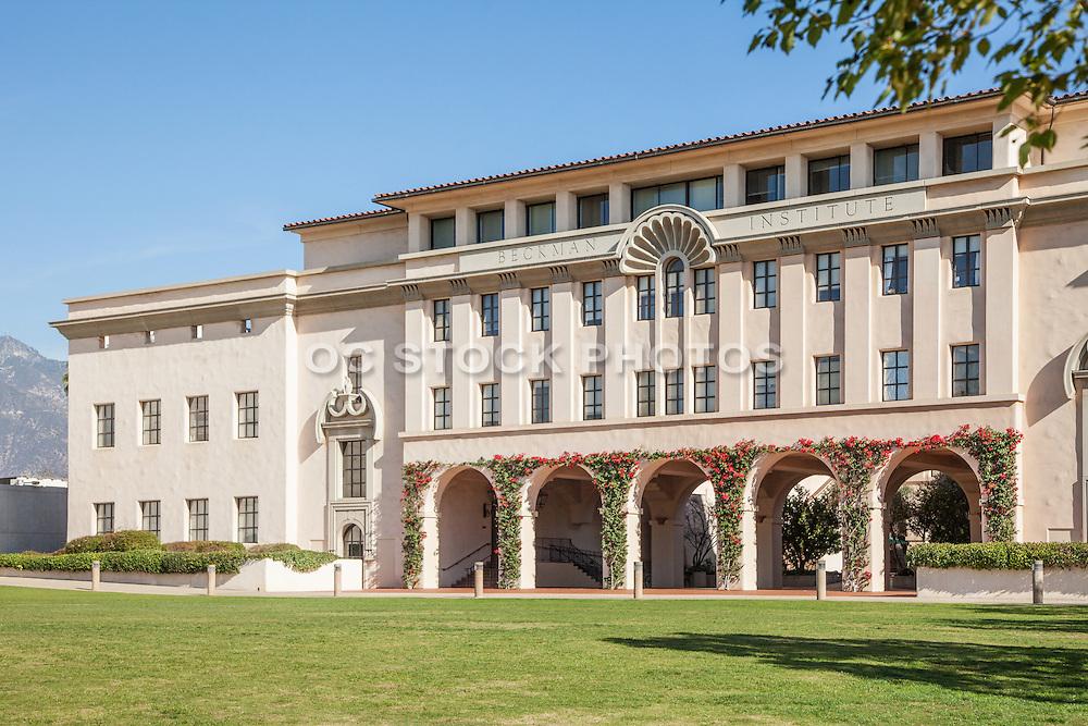 Beckman Institute of Technology in Pasadena California