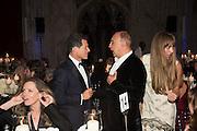 JOSH BERGER; LEN BLAVATNIK, Luminous -Celebrating British Film and British Film Talent,  BFI gala dinner & auction. Guildhall. City of London. 6 October 2015.