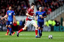 Marten de Roon of Middlesbrough - Mandatory by-line: Robbie Stephenson/JMP - 19/03/2017 - FOOTBALL - Riverside Stadium - Middlesbrough, England - Middlesbrough v Manchester United - Premier League