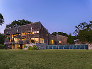 Jonathan Isleib Designed home in Old Lyme, Ct