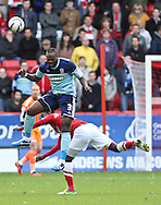Picture by David Horn/Focus Images Ltd +44 7545 970036.03/11/2012.André Bikey of Middlesbrough during the npower Championship match at The Valley, London.