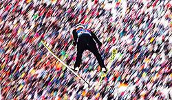 28.02.2019, Seefeld, AUT, FIS Weltmeisterschaften Ski Nordisch, Seefeld 2019, Nordische Kombination, Skisprung, im Bild Joergen Graabak (NOR) // Joergen Graabak of Norway during the Ski Jumping competition for Nordic Combined of FIS Nordic Ski World Championships 2019. Seefeld, Austria on 2019/02/28. EXPA Pictures © 2019, PhotoCredit: EXPA/ JFK