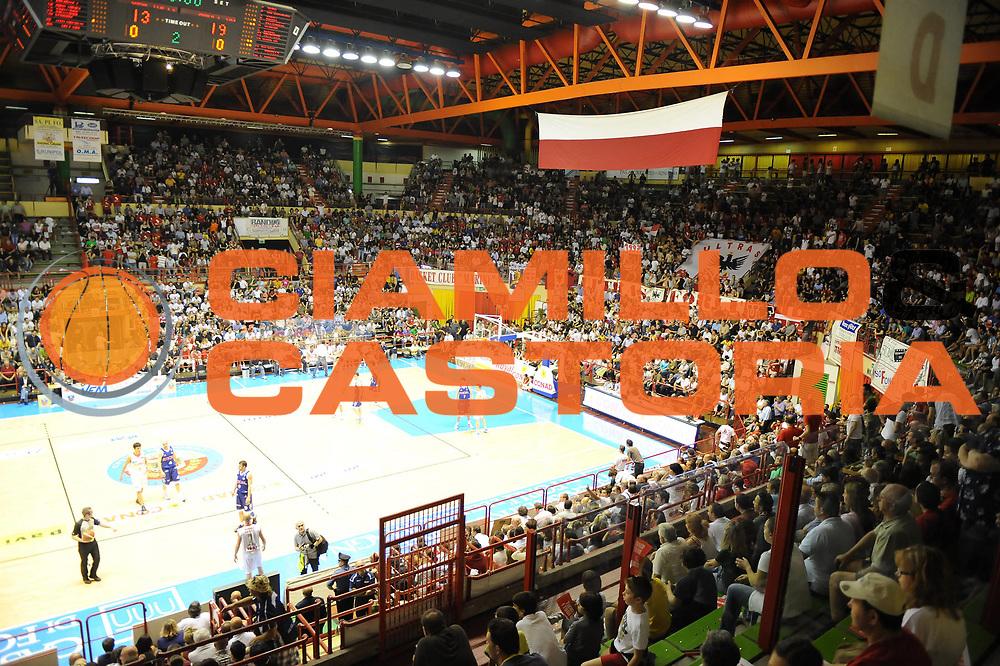 DESCRIZIONE : Forli LNP Lega Nazionale Pallacanestro Serie A Dilettanti 2009-10 Playoff Finale Gara1 Vemsistemi Forli Amori Fortitudo Bologna<br /> GIOCATORE : Panoramica Palafiera<br /> SQUADRA : Vemsistemi Forli<br /> EVENTO : Lega Nazionale Pallacanestro 2009-2010 <br /> GARA : Vemsistemi Forli Amori Fortitudo Bologna<br /> DATA : 07/06/2010<br /> CATEGORIA : <br /> SPORT : Pallacanestro <br /> AUTORE : Agenzia Ciamillo-Castoria/M.Marchi<br /> Galleria : Lega Nazionale Pallacanestro 2009-2010 <br /> Fotonotizia : Forli LNP Lega Nazionale Pallacanestro Serie A Dilettanti 2009-10 Playoff Finale Gara1 Vemsistemi Forli Amori Fortitudo Bologna<br /> Predefinita :