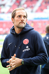 22.09.2012, Coface Arena, Mainz, GER, 1. FBL, 1. FSV Mainz 05 vs FC Augsburg, 4. Runde, im Bild Trainer Thomas Tuchel (Mainz) // during the German Bundesliga 4th round match between 1. FSV Mainz 05 and FC Augsburg at the Coface Arena, Mainz, Germany on 2012/09/22. EXPA Pictures © 2012, PhotoCredit: EXPA/ Eibner/ Bildpressehaus..***** ATTENTION - OUT OF GER *****