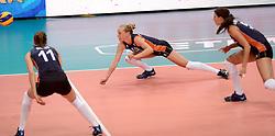 24-09-2014 ITA: World Championship Volleyball Thailand - Nederland, Verona<br /> Judith Pietersen