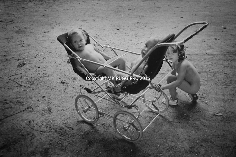 Luxembourg Garden - Paris - 1983