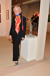 KITTY ARDEN at the private preview of Masterpiece 2015 held at the Royal Hospital Chelsea, London on 24th June 2015.