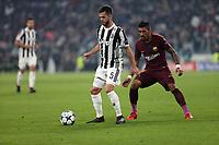 23.11.2017 - Torino - Champions League   -  Juventus-Barcellona nella  foto: Miralem Pjanic