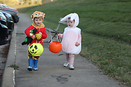 LOUISVILLE, Ky., -- Trick or Treatment at the Reservoir with Gemma, Winston, Wyatt, Wednesday, Oct. 23, 2019 at the Louisville Water Company Reservoir  in LOUISVILLE.